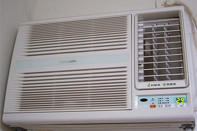 Air conditioning units in Ibiza